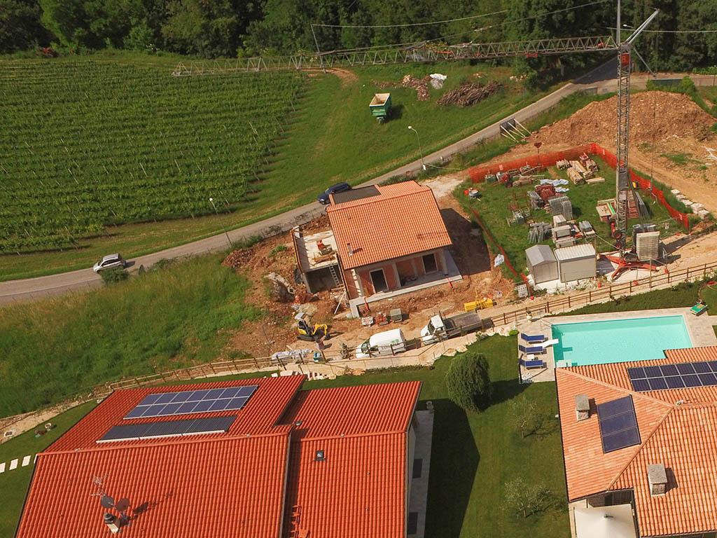 Nuove costruzioni EdilBna a Castion di Costermano, Verona